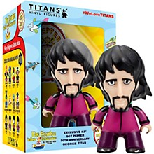 "Entertainment Earth Beatles Sgt. Pepper's George 4 1/2"" Vinyl Figure"