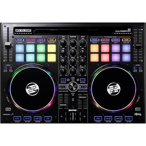 Reloop Beatpad 2 Professional DJ Controller