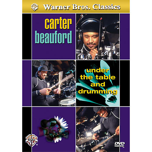 Warner Bros Beauford Carter / Under The Table DVD