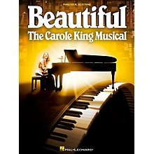 Hal Leonard Beautiful - The Carole King Musical Vocal Selections