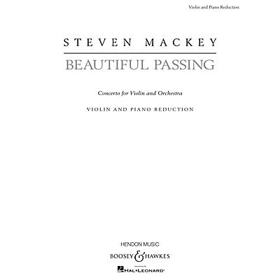 Boosey and Hawkes Beautiful Passing (Solo Violin with Piano Reduction) Boosey & Hawkes Chamber Music Series Softcover