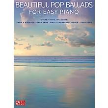 Cherry Lane Beautiful Pop Ballads for Easy Piano