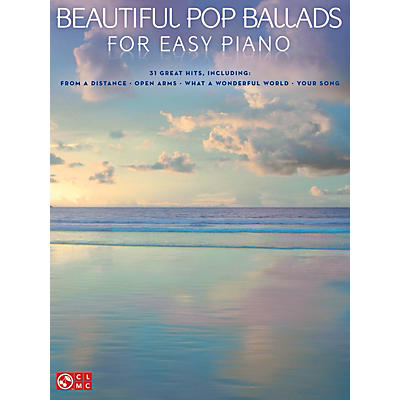 Cherry Lane Beautiful Pop Ballads for Easy Piano