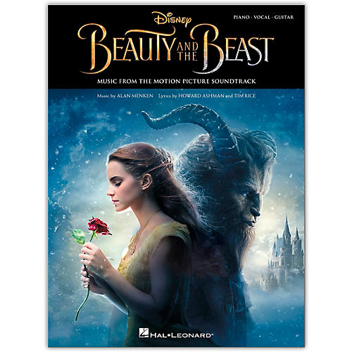 Hal Leonard Beauty and the Beast - Music from the Motion Picture Soundtrack