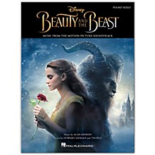 Hal Leonard Beauty and the Beast: Music from the Disney Motion Picture Soundtrack for Piano Solo