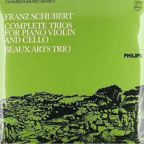 Alliance Beaux Arts Trio - Complete Trios for Piano Violin & Cello
