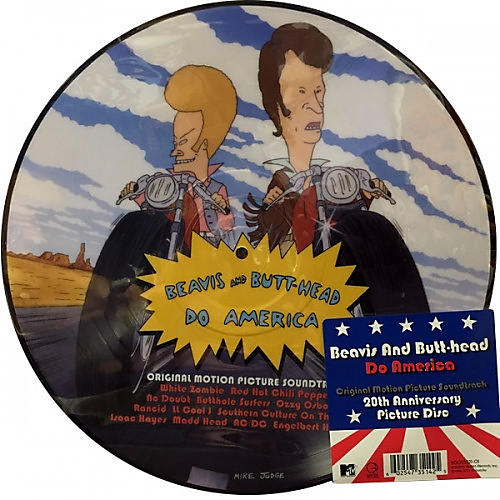 Alliance Beavis & Butt-Head Do America (Original Soundtrack)