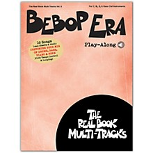Hal Leonard Bebop Era Play-Along  Real Book Multi-Tracks Volume 8 Book/Audio Online
