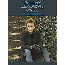 Music Sales Because Music Sales America Series Performed by Julian Lennon