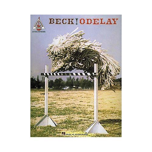 Hal Leonard Beck Odelay Guitar Tab Songbook