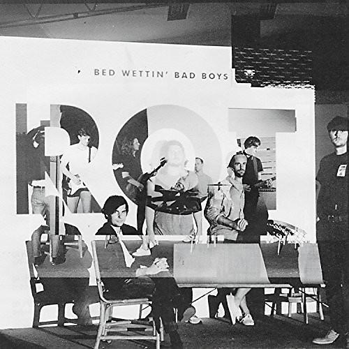 Alliance Bed Wettin' Bad Boys - Rot