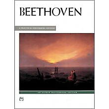 Alfred Beethoven 13 Most Popular Pieces Intermediate/Early Advanced Piano