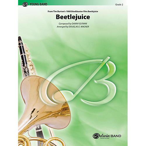 Alfred Beetlejuice Concert Band Grade 2