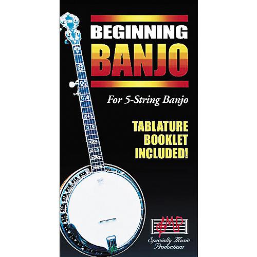 Specialty Music Productions Beginning 5-String Banjo (VHS)