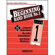 KJOS Beginning Band Book 1 Clarinet 2 /Edmondson /Queenwood