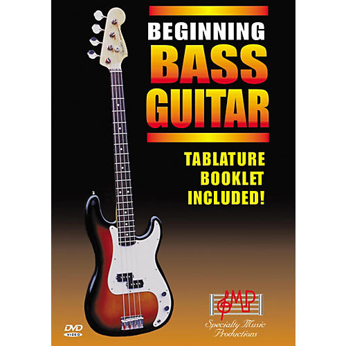 Specialty Music Productions Beginning Bass Guitar DVD