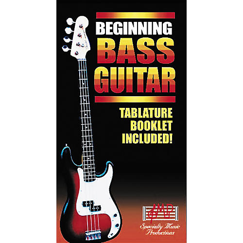 Specialty Music Productions Beginning Bass Guitar Video