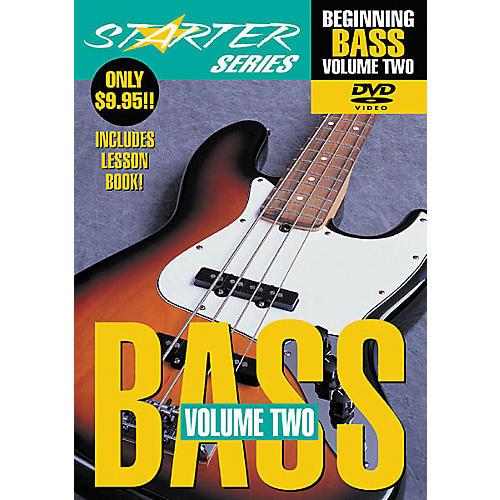 Hal Leonard Beginning Bass Volume 2 (DVD)