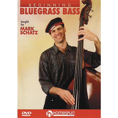 Homespun Beginning Bluegrass Bass (DVD)