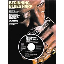 Music Sales Beginning Blues Harp Music Sales America Series Written by Don Baker