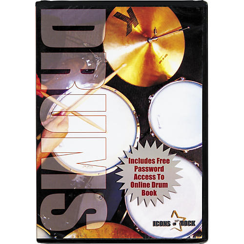 Music Star Productions Beginning Drums DVD
