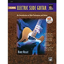 Alfred Beginning Electric Slide Guitar (Book/DVD)