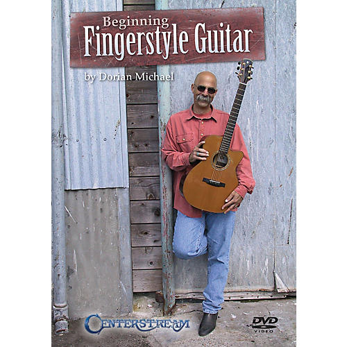 Centerstream Publishing Beginning Fingerstyle Guitar Instructional/Guitar/DVD Series DVD Performed by Dorian Michael