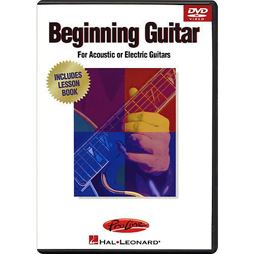 Proline Beginning Guitar (DVD)