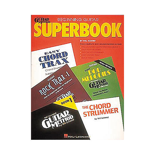 Hal Leonard Beginning Guitar Superbook
