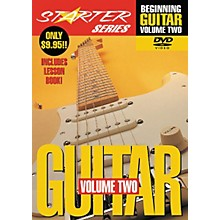 Hal Leonard Beginning Guitar Volume 2 (DVD)