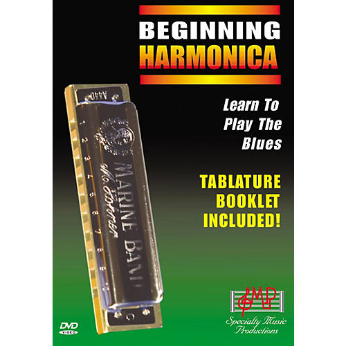 Specialty Music Productions Beginning Harmonica DVD