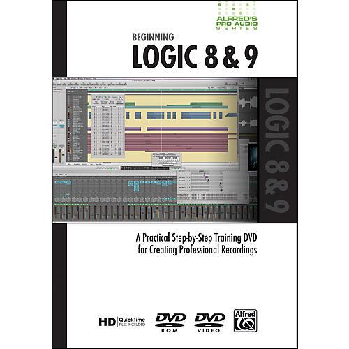 Alfred Beginning Logic 8 & 9 (DVD)