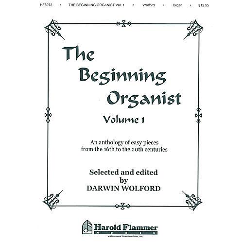 Shawnee Press Beginning Organist - Volume 1