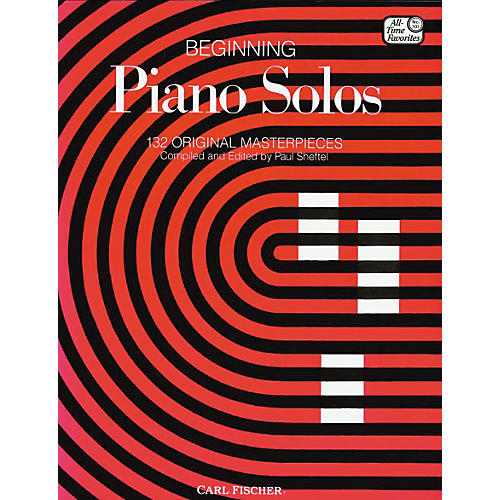 Carl Fischer Beginning Piano Solos