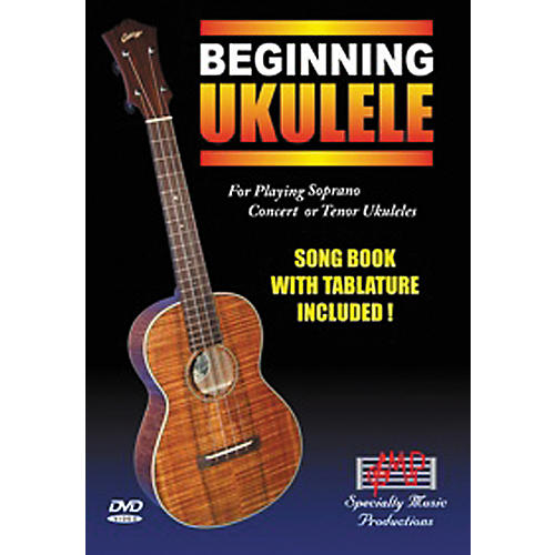 Specialty Music Productions Beginning Ukulele DVD