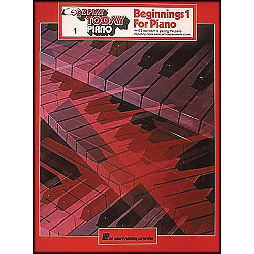 Hal Leonard Beginnings for Piano Volume 1