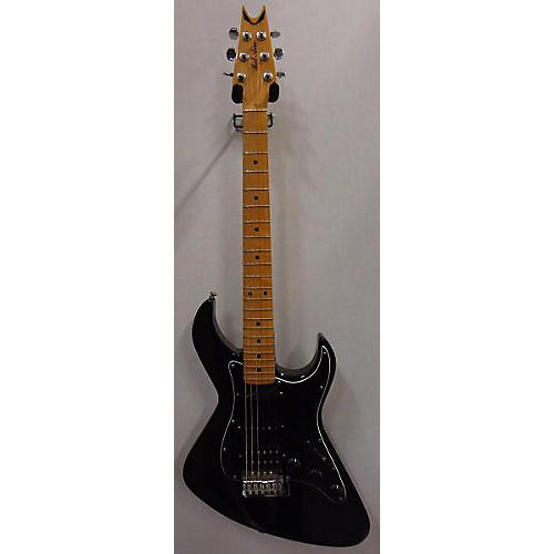 Dean Bel Aire Solid Body Electric Guitar Black