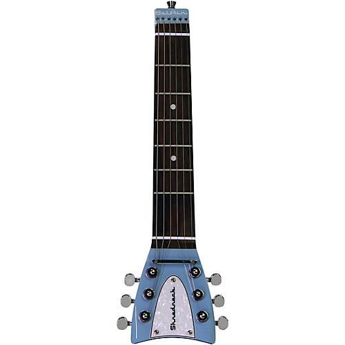 Shredneck BelAir 6-String Guitar Model Baby Blue