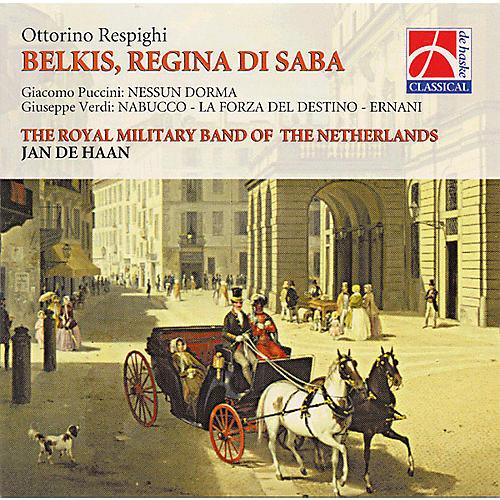 De Haske Music Belkis, Regina Di Saba CD Concert Band