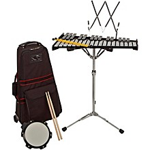 Open Box Sound Percussion Labs Bell Kit w/ Rolling Cart
