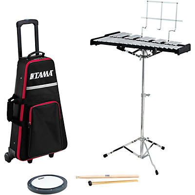 TAMA Bell Kit with Rolling Bag