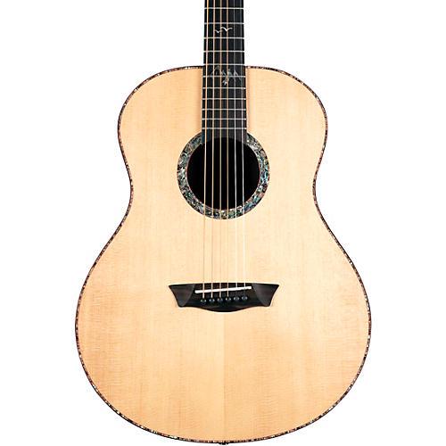 Washburn Bella Tono Elegante S24S Studio Acoustic Guitar Gloss Natural