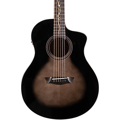 Washburn Bella Tono Vite S9V Studio Acoustic-Electric Guitar