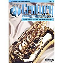 Alfred Belwin 21st Century Band Method Level 1 Bari Sax Book