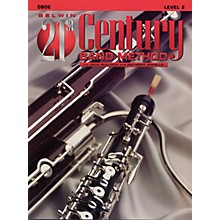 Alfred Belwin 21st Century Band Method Level 2 Oboe Book