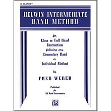 Alfred Belwin Intermediate Band Method B-Flat Clarinet