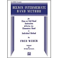 Alfred Belwin Intermediate Band Method B-Flat Cornet (Trumpet)