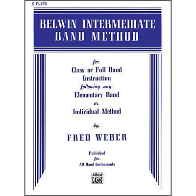 Alfred Belwin Intermediate Band Method C Flute