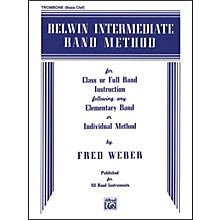 Alfred Belwin Intermediate Band Method Trombone (B.C.)