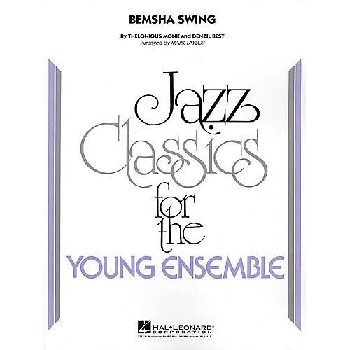 Hal Leonard Bemsha Swing Jazz Band Level 3 Arranged by Mark Taylor